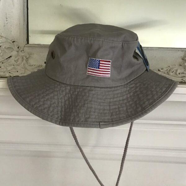 Grey Hat Back